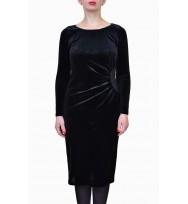 Rochie-negru 4008 N